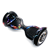 Гироборд 10.5 Черный Космос, фото 3