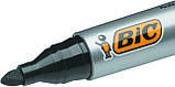 Маркер BIC перманентний чорний 2000 (1 шт), фото 2