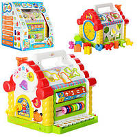 Теремок-игрушка для малышей, 9196 Joy Toy