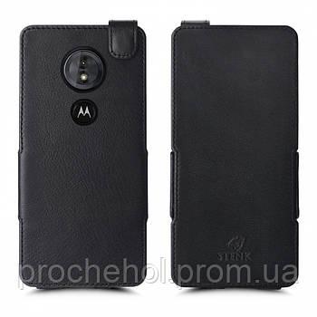Чехол флип Stenk Prime для Motorola Moto G6 Play Чёрный