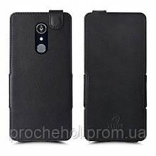Чехол флип Stenk Prime для LG G7 Fit Чёрный