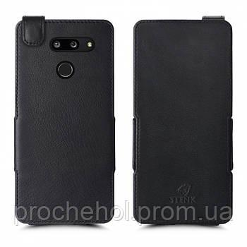 Чехол флип Stenk Prime для LG G8 ThinQ Чёрный