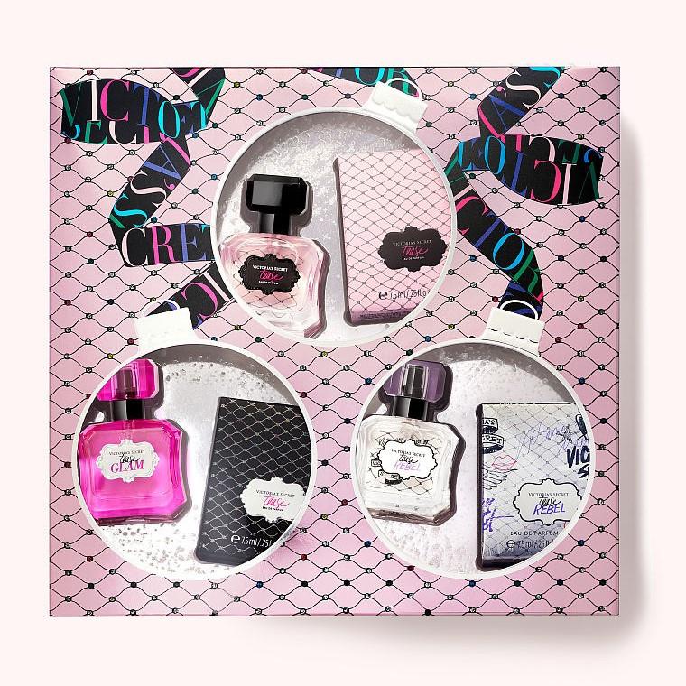 Набор парфюмов Victoria's Secret Tease Eau de Parfum 3 шт по 7.5ml
