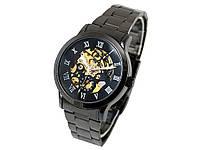 Наручные часы Winner мужские механические  Черный