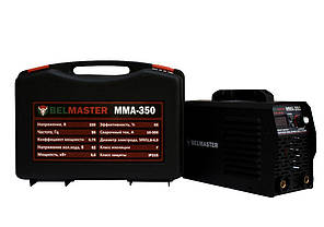 Сварочный инвертор BELMASTER MMA 350