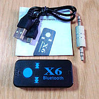 Tancredy X6 - AUX-Bluetooth адаптер