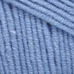 Пряжа ЯрнАрт Джинс YarnArt Jeans, цвет №15 василек, фото 2