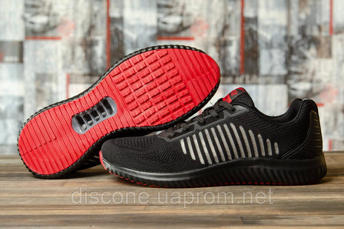 Кроссовки мужские 16461 ► Yike Running, черные ✅SALE! 44% [ 42 43 44 ] ► (42-27,5см)