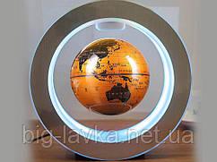 Левитирующая планета Земля На орбите  Желтый