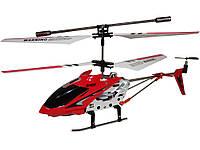 Вертолёт с 3-х канальным и/к управлением, светом и гироскопом 22 см