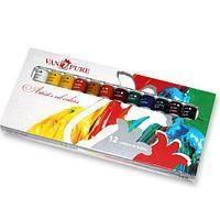 32-1071 Набор художественных акриловых красок 12цв.х12мл. Van Pure № 161177 Италия