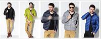 Мужская куртка пуховик, разные цвета  МК-244-О, фото 1