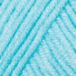 Пряжа ЯрнАрт Джинс YarnArt Jeans, цвет №76 бирюза бледная, фото 2