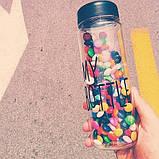"""Бутылка """"My Bottle"""", поильник для всех с чехлом, фото 7"""