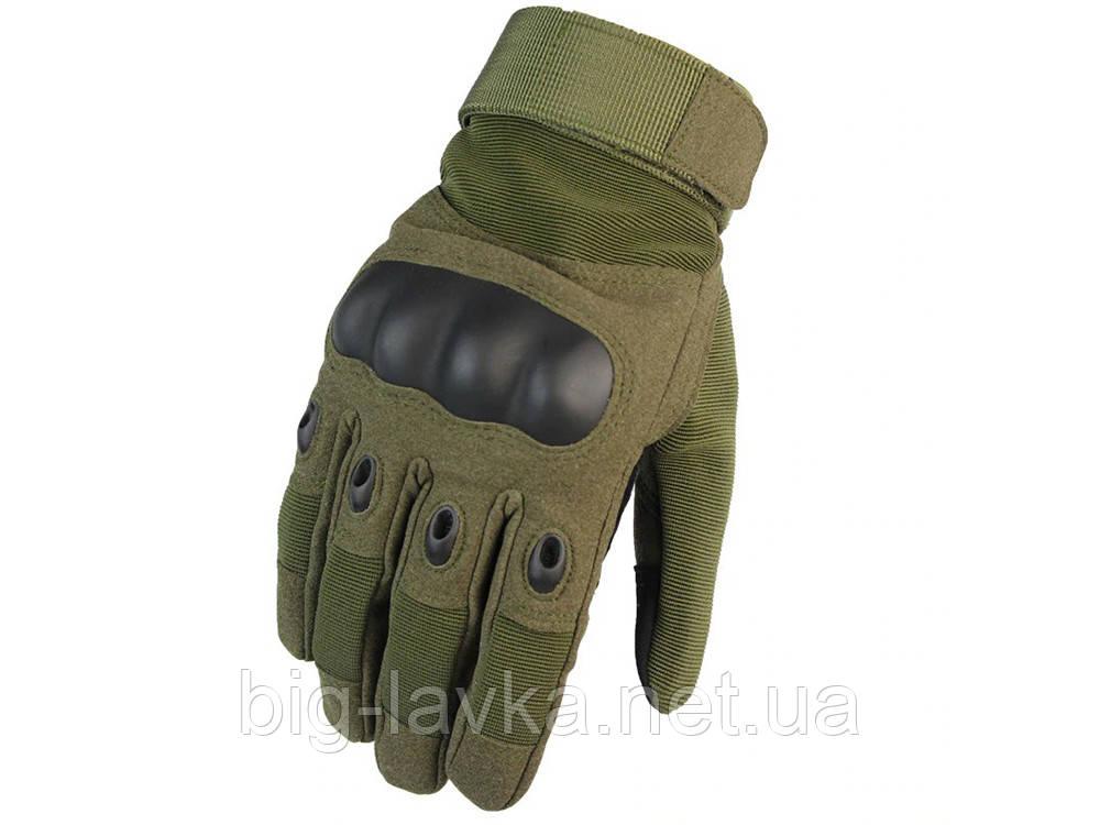 Тактические перчатки для мужчин Oakley M  Зеленый