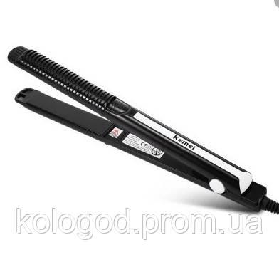Професійний Праску Випрямляч Для Волосся Kemei GB-KM 2139 З Керамічним Покриттям