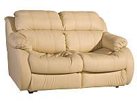 PYKA Кожаный двухместный диван REGLAINER