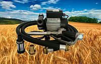 Комплект перекачки дизельного топлива LightPump, 220В, 60 л/мин