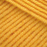 Пряжа ЯрнАрт Джинс YarnArt Jeans, цвет №35 мед, фото 2