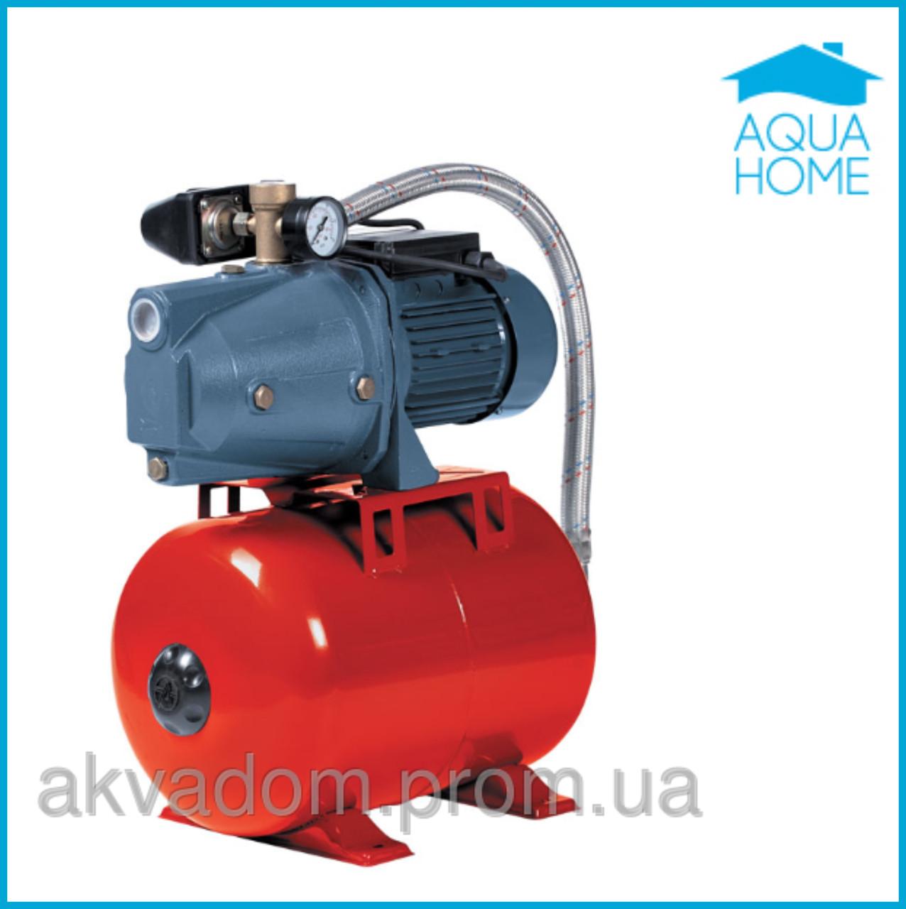 Насосная станция  AUJET 110B/24L «Насосы+» - Аквадом  фильтры для очистки воды,насосы для воды, увлажнители,отопление,химия для бассейнов в Харькове