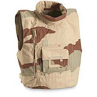 Новый чехол для бронежилета армии Франции песчанка, фото 1