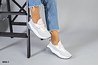 Женские кроссовки на липучке, фото 1