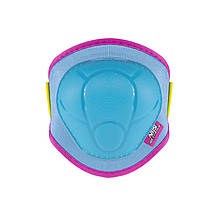 Комплект захисний Nils Extreme H106 Size XS Blue/Pink, фото 2