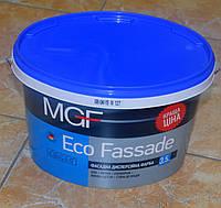 Фасадная дисперсионная  краска для внешних и внутренних работ  М 690 EKO Fassade MGF (14 кг), фото 1