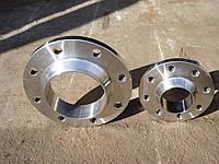 Воротниковый фланец из нержавейки A 304 Ду 80/88,9 мм