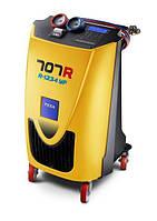 Установка для заправки кондиционера TEXA KONFORT 707R (R1234yf) + принтер