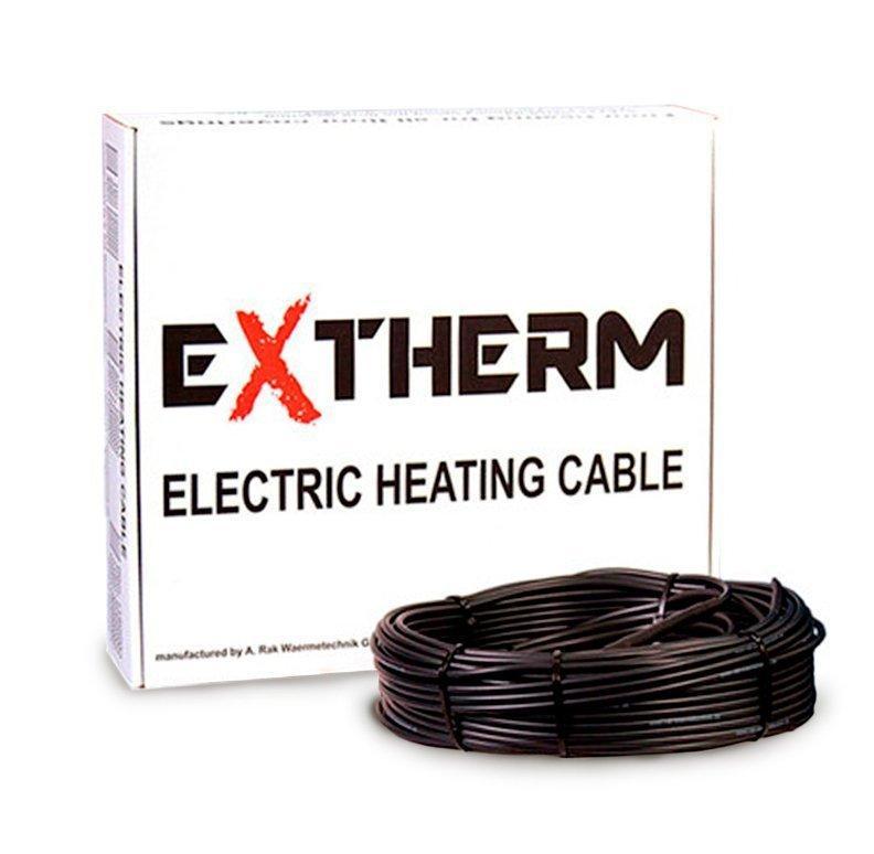 Нагревательный кабель  Extherm ETT-30 / 28 м / 840 Вт
