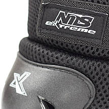 Комплект захисний Nils Extreme H706 Size M Black, фото 3