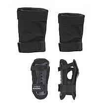 Комплект захисний Nils Extreme H706 Size M Black, фото 2