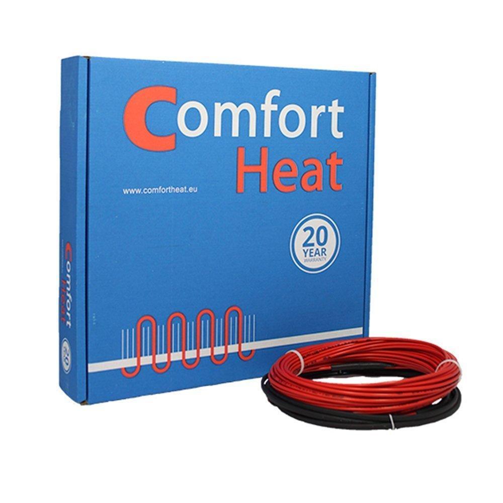 Нагревательный кабель Comfort Heat CTAV - 18 / 28 м / 2.1 - 3.5 м² / 520 Вт