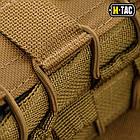 M-Tac подсумок для АК відкритий подвійний Coyote, фото 9