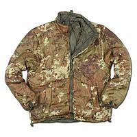 Термальная реверсивная куртка MILTEC vegetato/олива