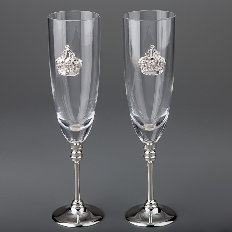 Свадебные бокалы Veronese 2 шт 8212H-2PC