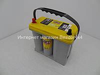 Гелевый акумулятор Оптима 38 Ач 460 А желтый