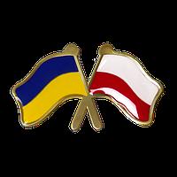 Значок Украина-Польша