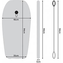 Бодіборд-дошка для плавання на хвилях SportVida Bodyboard SV-BD0001-6, фото 2