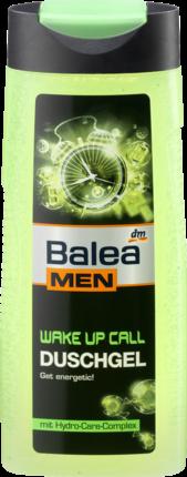 Balea Men Bath гель для душа wake up call, 300 мл