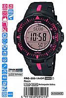 Мужские часы CASIO PRO TREK PRG-300-1A4ER оригинал