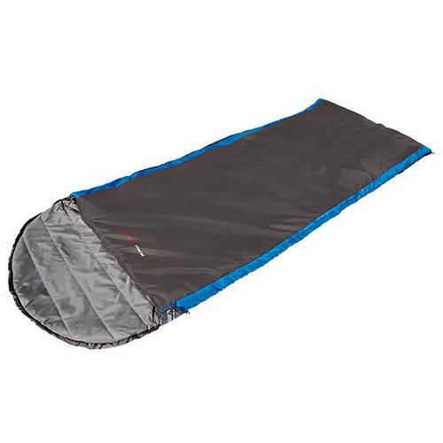 Спальный мешок High Peak Pak 1000 Comfort / +5°C (Left) 922061 темно-серый