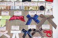 Текстильный декор, бантики, розочки