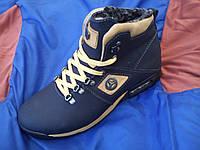 Мужские зимние ботинки FASHION кожа 40-45 р-р, фото 1