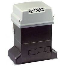 Привод для откатных ворот FAAC 746 до 600 кг