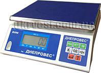 Весы фасовочные Днепровес Ф998-Л