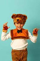 Карнавальный костюм Медведь эконом класса, костюм Медвежонок, Миша, Медведя, Мишки