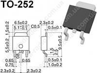 Симистор BT137S-600E 600V 8A (TO252)