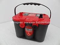 Гелевый аккумулятор Оптима 50 Ач 815 А красный